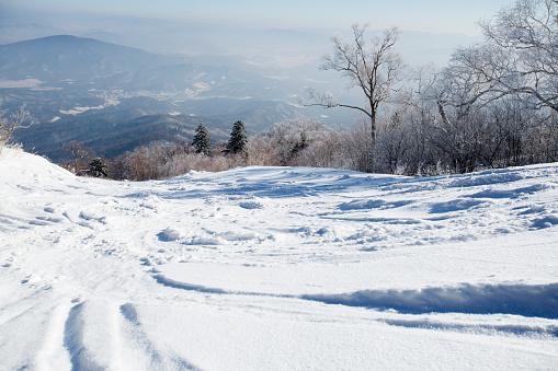 スキー場「Ski resort, China」:スマホ壁紙(3)