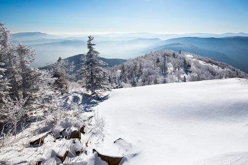スキー場「Ski resort, China」:スマホ壁紙(2)