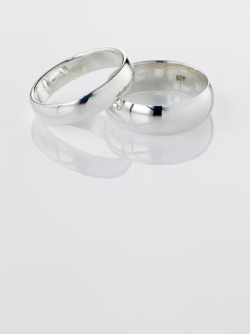 Celebration Event「Silver Wedding Rings」:スマホ壁紙(19)