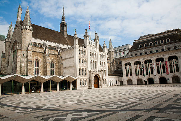 Guildhall, London, UK:スマホ壁紙(壁紙.com)
