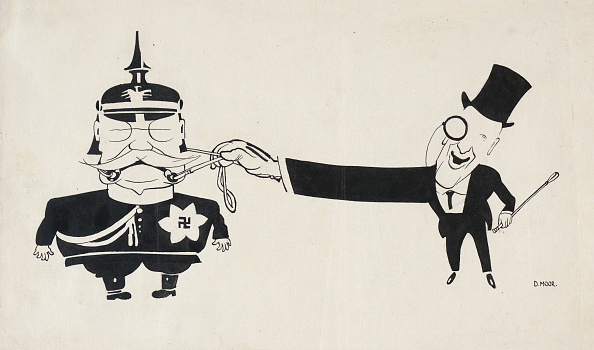Painted Image「Capitalism And German Militarism Are Great Pals」:写真・画像(17)[壁紙.com]