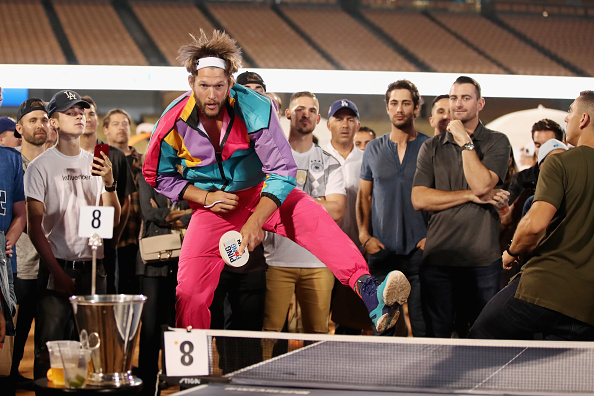 Christopher Polk「Clayton Kershaw's 6th Annual Ping Pong 4 Purpose」:写真・画像(7)[壁紙.com]