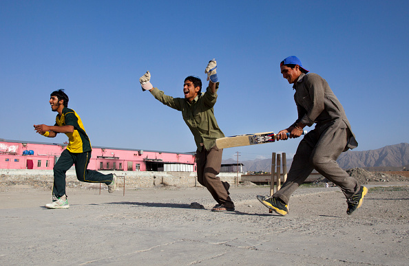 Kabul「Enthusiasm for Cricket Grows In Afghanistan」:写真・画像(10)[壁紙.com]