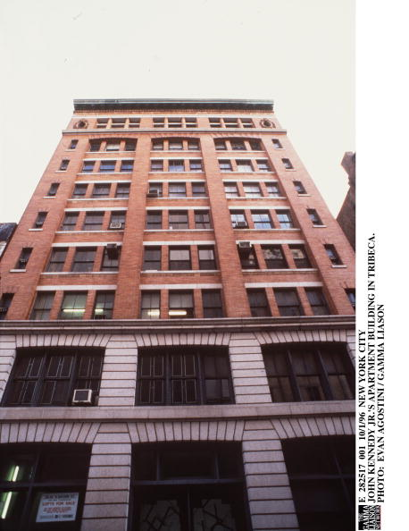 Apartment「JFK Jr.'s Apartment Building In Tribeca」:写真・画像(11)[壁紙.com]
