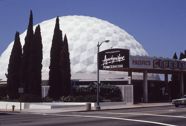 ArcLight Cinemas - Hollywood「Cinerama Dome Theater In Hollywood, California」:写真・画像(2)[壁紙.com]