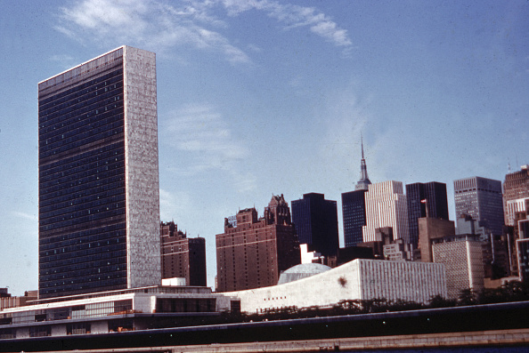 United Nations Building「United Nations Building」:写真・画像(11)[壁紙.com]