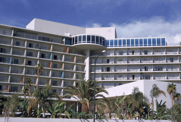 The Beverly Hilton Hotel「Beverly Hills Hilton」:写真・画像(2)[壁紙.com]
