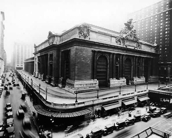 Station「Grand Central Terminal Exterior」:写真・画像(1)[壁紙.com]