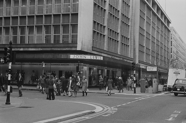 Oxford Street - London「John Lewis」:写真・画像(19)[壁紙.com]
