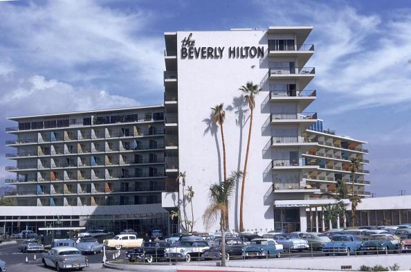 The Beverly Hilton Hotel「Beverly Hills Hilton 」:写真・画像(0)[壁紙.com]