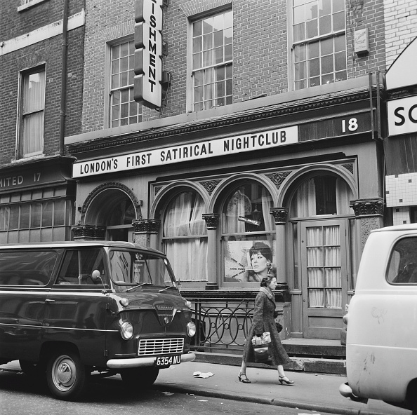 1960-1969「The Establishment Club」:写真・画像(1)[壁紙.com]