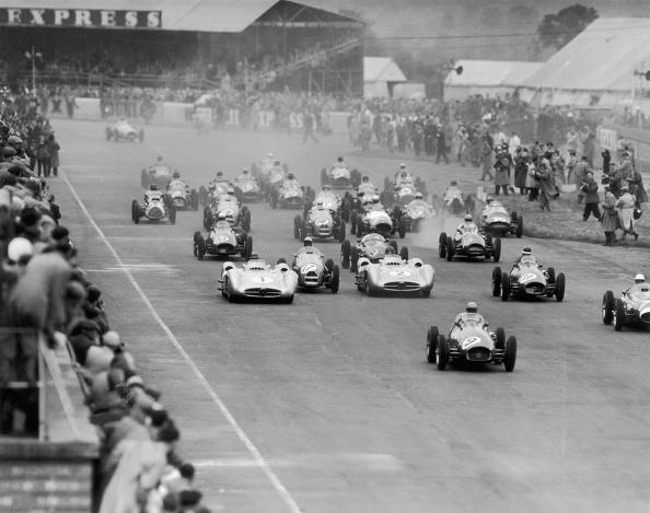 1950-1959「Silverstone GP」:写真・画像(12)[壁紙.com]