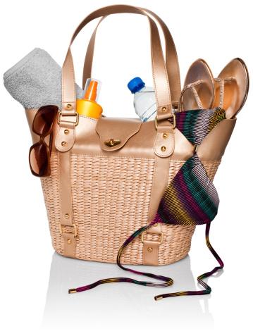 Flip-Flop「Beach bag containing holiday accessories」:スマホ壁紙(0)