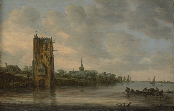 Utrecht「The Pelkus Gate Near Utrecht」:写真・画像(4)[壁紙.com]
