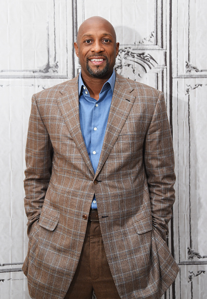 アロンゾ モーニング「AOL BUILD Speaker Series: Alonzo Mourning Discusses March Madness」:写真・画像(19)[壁紙.com]