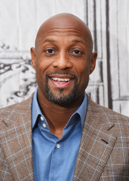 アロンゾ モーニング「AOL BUILD Speaker Series: Alonzo Mourning Discusses March Madness」:写真・画像(7)[壁紙.com]