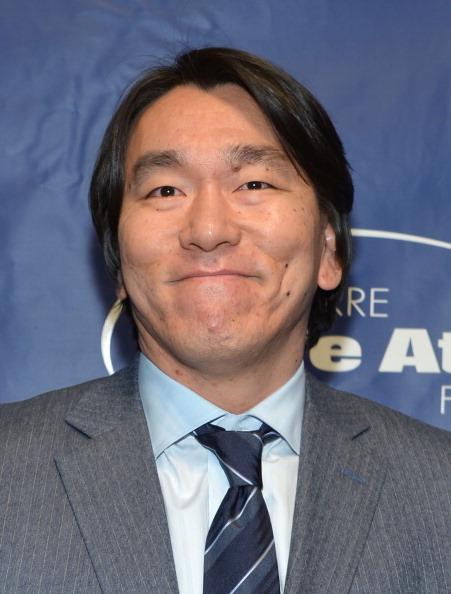 Hideki Matsui「Joe Torre Safe At Home Foundation's 10th Anniversary Gala」:写真・画像(5)[壁紙.com]