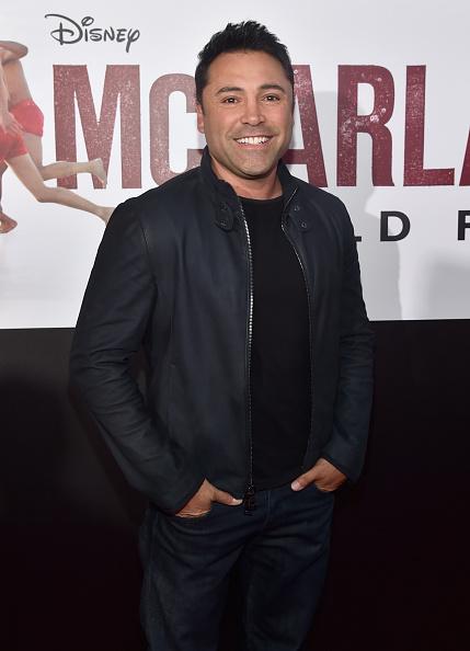 """Oscar De La Hoya「World Premiere Of """"McFarland, USA"""" At The El Capitan Theatre」:写真・画像(10)[壁紙.com]"""