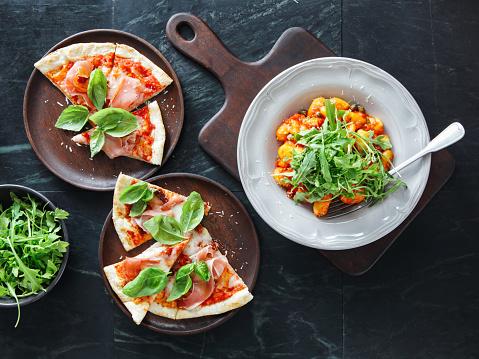 Arugula「Gnocchi with tomato and basil sauce」:スマホ壁紙(6)