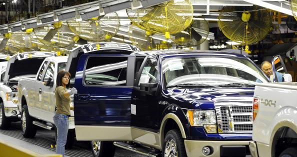 Missouri「Ford Launches 2009 Version Of F-150 Pickup Truck」:写真・画像(14)[壁紙.com]