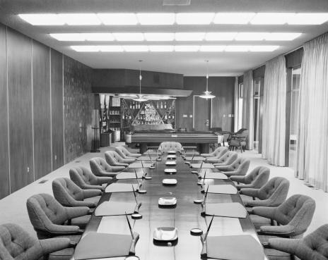 アーカイブ画像「空のコンファレンスルームの」:スマホ壁紙(8)