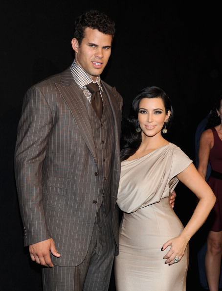 Kim Kardashian「A Night Of Style & Glamour To Welcome Newlyweds Kim Kardashian And Kris Humphries - Arrivals」:写真・画像(2)[壁紙.com]