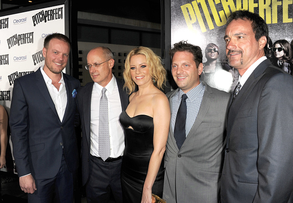"Director「Premiere Of Universal Pictures And Gold Circle Films' ""Pitch Perfect"" - Red Carpet」:写真・画像(4)[壁紙.com]"