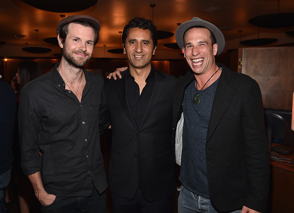 Cliff Curtis「Broad Green Pictures Holiday Party」:写真・画像(19)[壁紙.com]