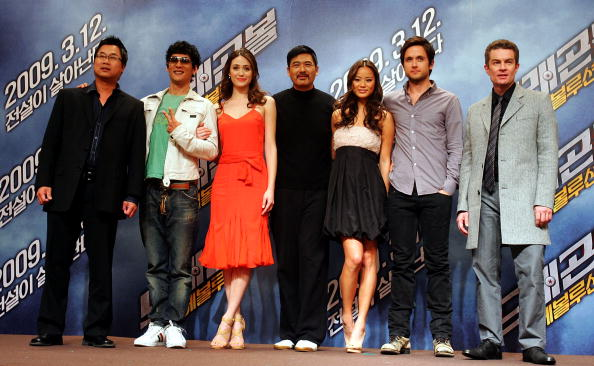 "Chung Sung-Jun「""Dragonball Evolution"" Press Conference」:写真・画像(3)[壁紙.com]"