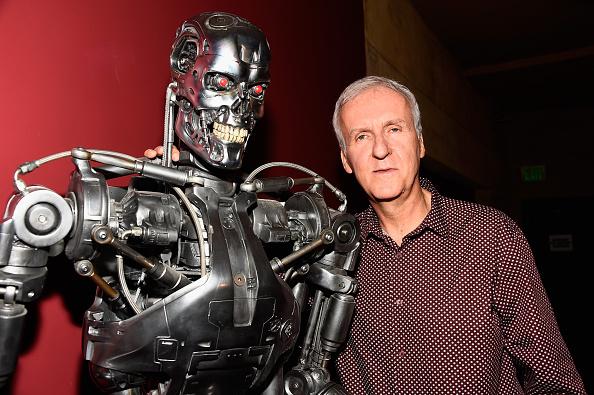 "Director「American Cinematheque 30th Anniversary Screening Of ""The Terminator"" James Cameron & Gale Anne Hurd」:写真・画像(14)[壁紙.com]"