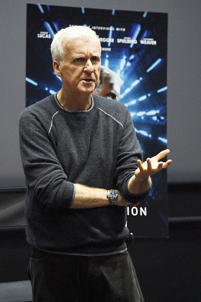 Director「AMC James Cameron's Story of Science Fiction Launch - Visionaries」:写真・画像(2)[壁紙.com]