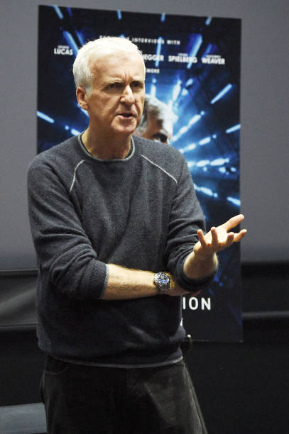 AMC James Cameron's Story of Science Fiction Launch - Visionaries:ニュース(壁紙.com)