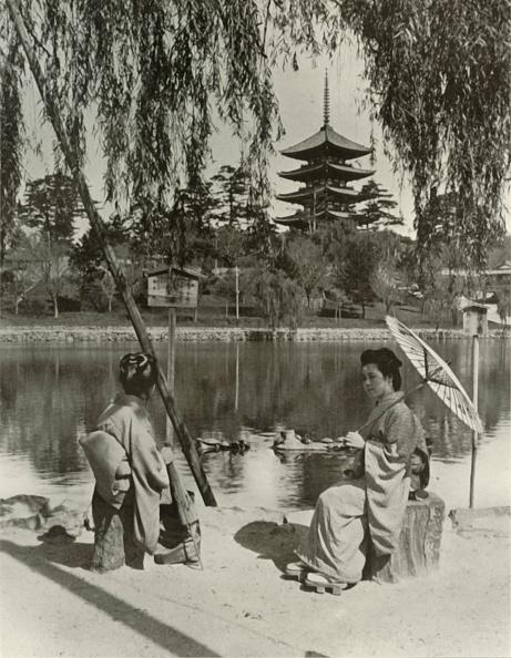 Nara Prefecture「The Nara Pagoda」:写真・画像(17)[壁紙.com]