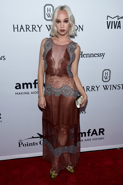 Medium-length Hair「7th Annual amfAR Inspiration Gala New York - Arrivals」:写真・画像(19)[壁紙.com]