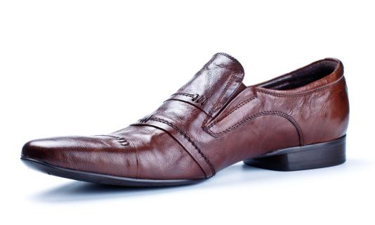Loafer「single brown shoe」:スマホ壁紙(18)
