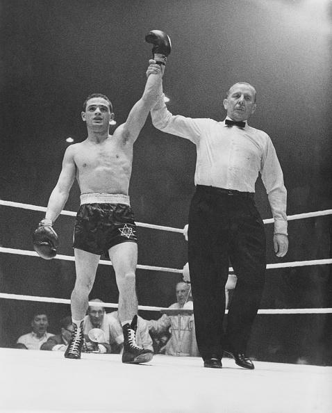Freddie Gilroy - Boxer「Gilroy V Halimi」:写真・画像(3)[壁紙.com]