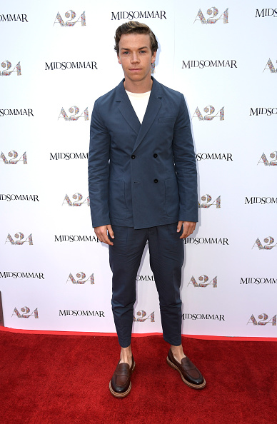 """Will Poulter「Premiere Of A24's """"Midsommar"""" - Arrivals」:写真・画像(6)[壁紙.com]"""
