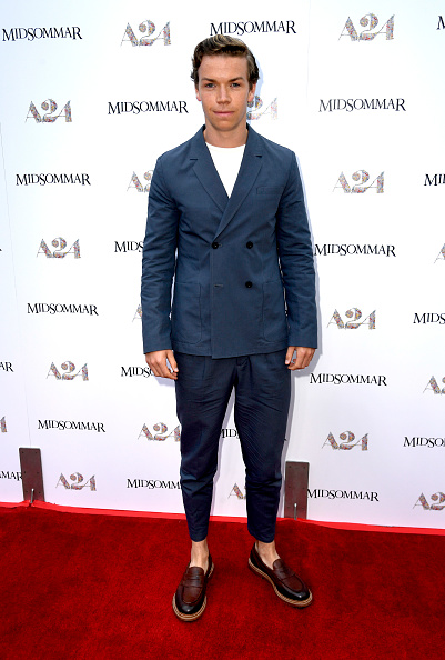 """Will Poulter「Premiere Of A24's """"Midsommar"""" - Arrivals」:写真・画像(5)[壁紙.com]"""