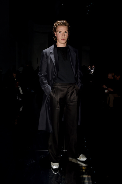 Will Poulter「Dunhill : Front Row - Paris Fashion Week - Menswear F/W 2020-2021」:写真・画像(13)[壁紙.com]