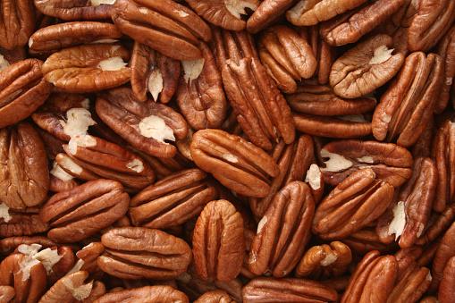 Pecan「Pecan nuts background」:スマホ壁紙(5)