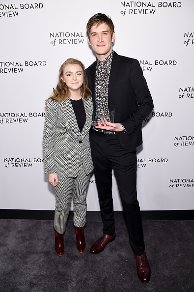 Black Shirt「The National Board Of Review Annual Awards Gala - Inside」:写真・画像(10)[壁紙.com]