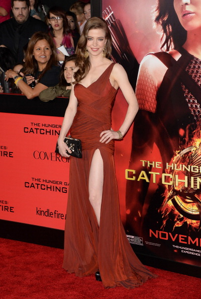 """Incidental People「Premiere Of Lionsgate's """"The Hunger Games: Catching Fire"""" - Arrivals」:写真・画像(6)[壁紙.com]"""