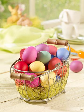 イースター「Eastern, Easter nest,」:スマホ壁紙(1)