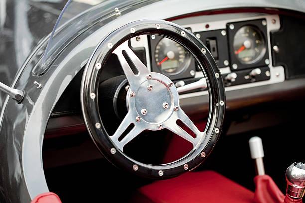 Oldtimer Cockpit:スマホ壁紙(壁紙.com)