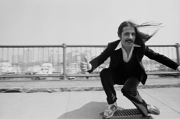 Guitarist「Jefferson Skateboard」:写真・画像(3)[壁紙.com]