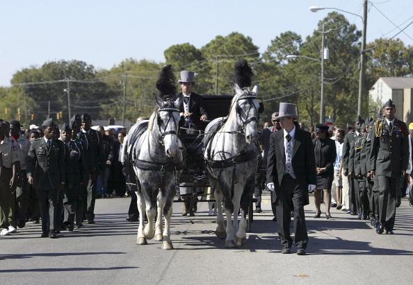 Justin Sullivan「Montgomery, Alabama Remembers Rosa Parks」:写真・画像(11)[壁紙.com]