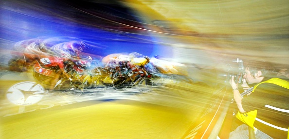 David Ashdown「The UCI World Cup Track cycling at the Manchester Velodrome 2008」:写真・画像(8)[壁紙.com]