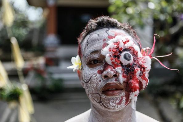 文化「Villagers Perform Grebeg  Ritual To Ward Off Evil Spirits」:写真・画像(15)[壁紙.com]