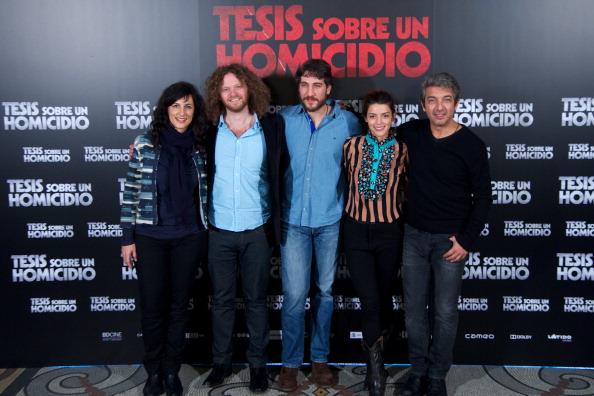 Carlos Alvarez「'Tesis Sobre Un Homicidio' Madrid Photocall」:写真・画像(9)[壁紙.com]