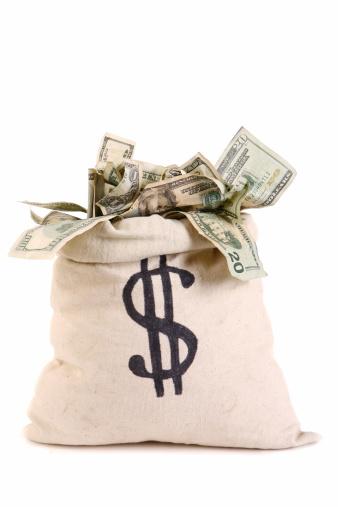Canvas Fabric「Bag full of Money」:スマホ壁紙(11)